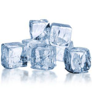 Лечение синяка при помощи холода
