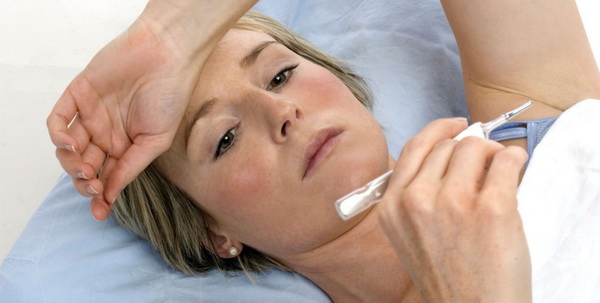температура тела при аллергии