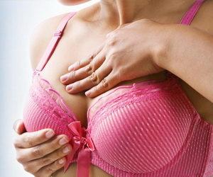Синяк на груди