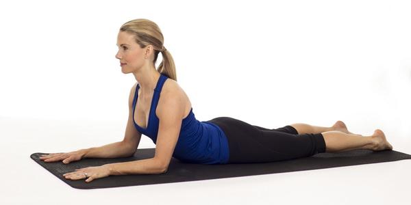 Упражнения от протрузий в шее