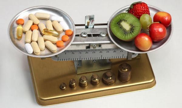 Питание и медикаменты