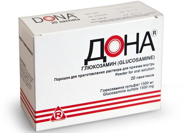 Дона – эффективный хондропротектор для лечения больных суставов