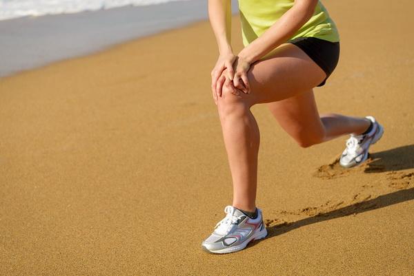 ЛФК при артрозе коленного сустава
