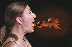 Ожог слизистой бронхов симптомы
