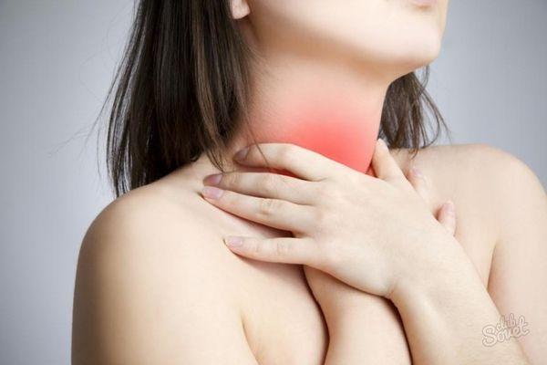 Ожог верхних дыхательных путей: виды, симптомы, первая помощь и лечение