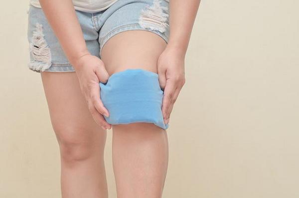 Как быстро избавиться от синяков после травмы
