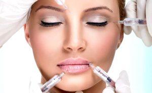 Точечные инъекции. Контурная пластика лица.