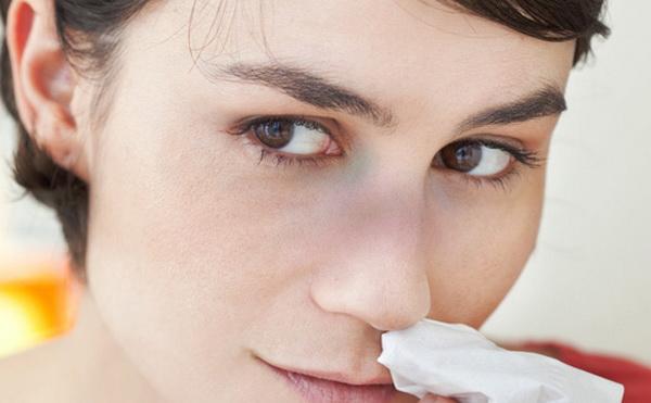 Гематома перегородки носа