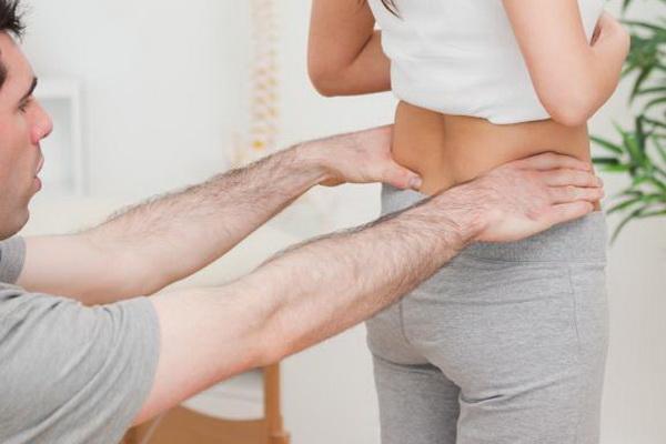 Перелом седалищной кости