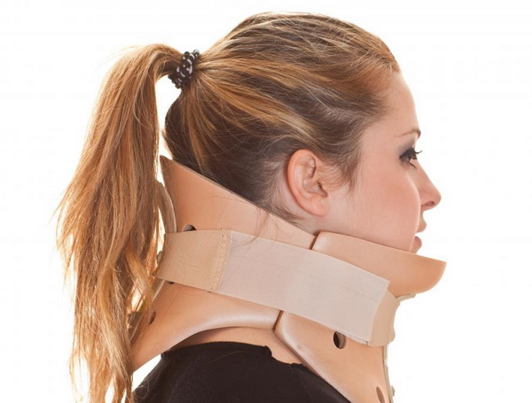 Перелом шейных позвонков