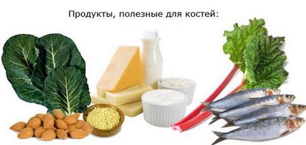 Минералы и продукты